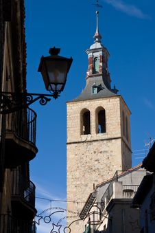 Free Bell Tower Royalty Free Stock Image - 4048816