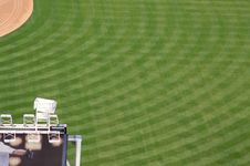 Free Petco Park Stadium Outfield Royalty Free Stock Images - 4049259