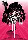 Free Pink Tree Stock Image - 4052811