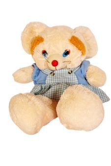 Mouse Plush Toys Stock Photography