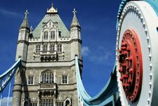Free Tower Bridge Stock Images - 4050794