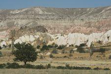 Free Strata From Capadoccia Stock Image - 4051311