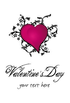 Free Valentine`s Day Heart Stock Images - 4051814