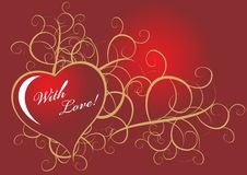 Free With Love Royalty Free Stock Image - 4053246