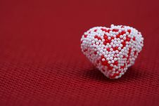 Valentine Heart Couple 2 Stock Images