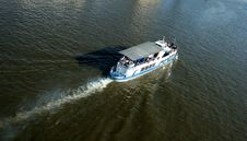 Free Tourist Ship. Stock Image - 4054211