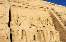 Free Abu Simbel Royalty Free Stock Photo - 4054515