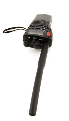 Free Portable Radio Transceiver Royalty Free Stock Photos - 4054578