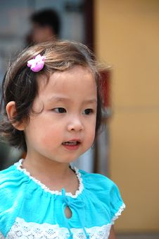 Free Mischievous Child Royalty Free Stock Images - 4054969