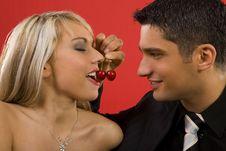 Free Sweet Cherry Stock Photos - 4055183