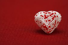 Free A Valentine Heart Candy Stock Images - 4055344