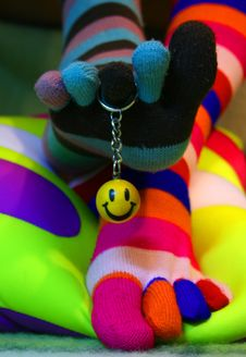 Free Just Smile! Stock Image - 4055451