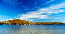 Free Autumn Lake Royalty Free Stock Photos - 4057148