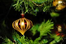 Free Christmas Ornament Royalty Free Stock Image - 4057436