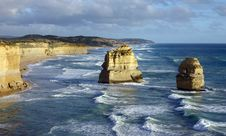 Free Great Ocean Road Royalty Free Stock Image - 4057996