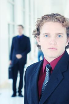 Businessmen Stock Photography