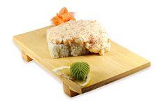 Free Sushi Roll Lava Maki Royalty Free Stock Image - 4058626