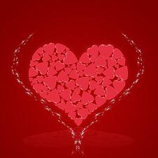Heart From Heart Stock Photos