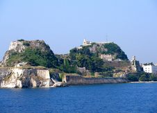 Free Corfu City Stock Photos - 4061443