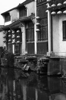 Free Suzhou, China Shan Tong Royalty Free Stock Photo - 4061465