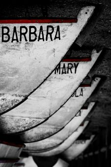 Free Barbara Mary Boats Remembrance Stock Photos - 4061963
