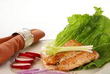 Free Salmon Stock Photo - 4062510