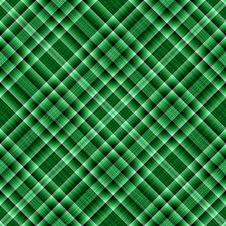 Free Green Plaid Stock Image - 4063401
