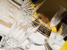Free Dinner Royalty Free Stock Photography - 4063937