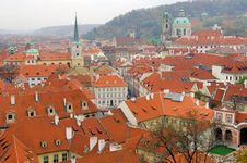 Free Czech Republic, Prague: City Landscape Royalty Free Stock Photos - 4067948
