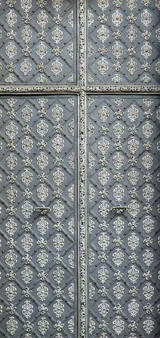 Free Czech Republic, Prague: Ancien Door Stock Photos - 4068073