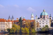 Free Czech Republic, Prague: City View Royalty Free Stock Images - 4068079