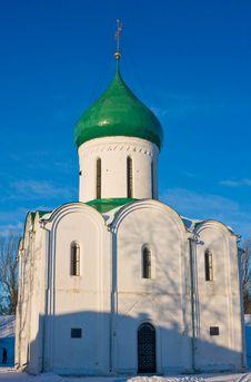 Free Pereslavls Cathedral Royalty Free Stock Photos - 4068538