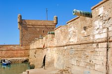 Free Morocco, Essaouira: Fortress Royalty Free Stock Photos - 4069138