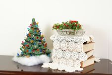 Free Christmas Decor Royalty Free Stock Photo - 4069265