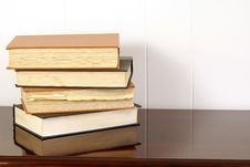 Free Old Books Stock Photography - 4069272