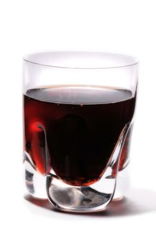 Free A Glass Of Cola Royalty Free Stock Photography - 4069517