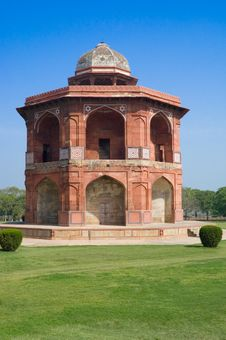 Free Old Fort (purana Qila) Delhi Stock Photo - 4069710