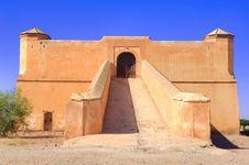 Free Morocco, Marrakech: Scala Royalty Free Stock Photo - 4069965