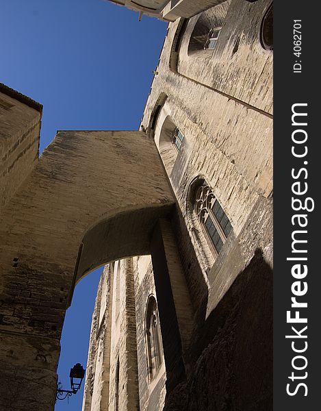 Medieval walls