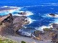 Free Cape Schanck Swell Royalty Free Stock Photos - 4073928