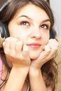 Free Listening Music Royalty Free Stock Photo - 4077265