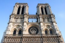Free Notre Dame Royalty Free Stock Images - 4070839