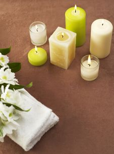 Free Spa Ambient Stock Photos - 4071133