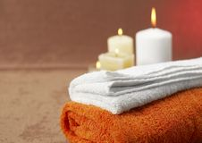 Free Spa Ambient Royalty Free Stock Photos - 4071408