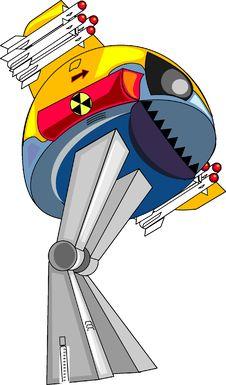 Free Robot Stock Image - 4071441