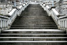 Free Stairs Royalty Free Stock Images - 4071659