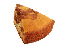 Free Zebra Cake (a Piece) Royalty Free Stock Image - 4072256
