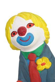 Free Happy Clown Royalty Free Stock Photo - 4072985