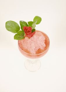 Frozen Cocktail Stock Images
