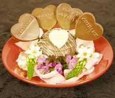 Free Heart Chocolates Stock Photo - 4073110